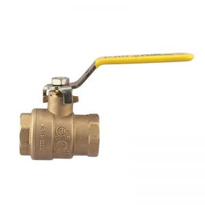 Series FBV-3C, FBVS-3C 2-Piece, Full Port, Brass Ball Valves