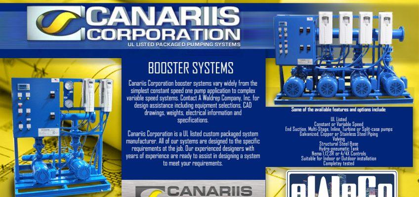Let A Waldrep Company, Inc  & Canariis Corporation give you
