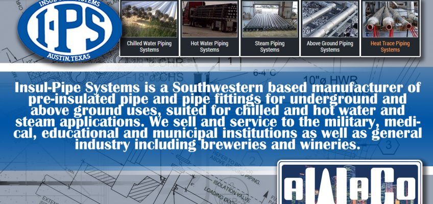 A Waldrep Company Inc  represents Insul-Pipe Systems - A