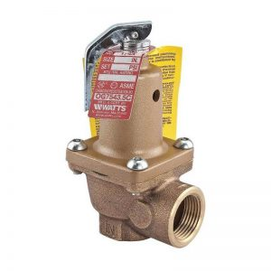 Series 174A, 374, 740 ASME Water Pressure Relief Valves