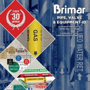 Brimar Pipe, Valve & Equipment ID