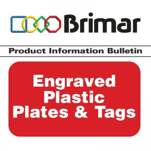 Engraved Plastic Plates & Tags